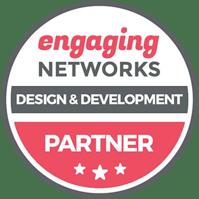 Engaging Networks Design and Development Partner